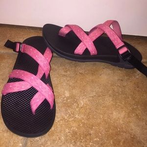Chaco sandals pink women Size 9